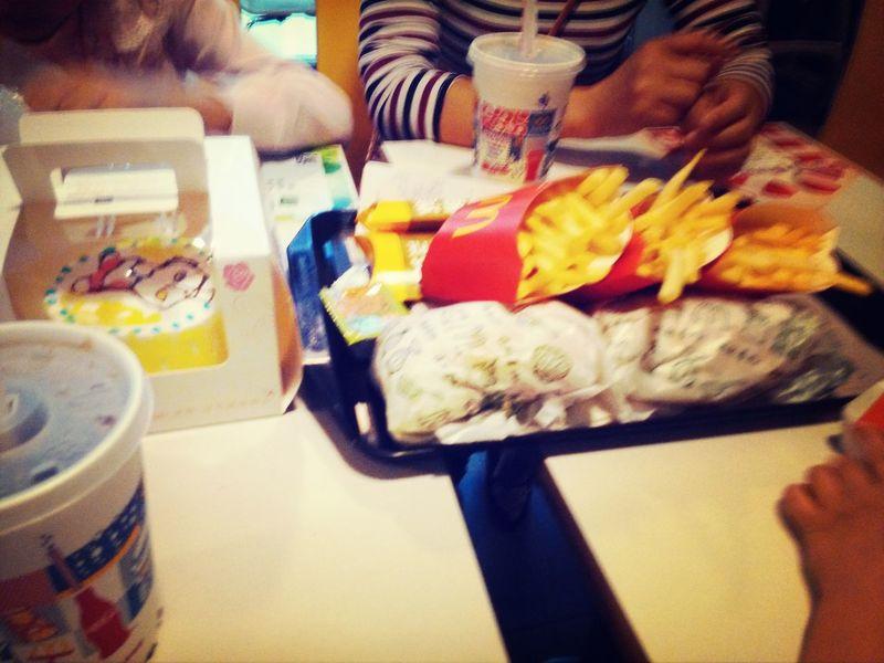 麦当劳 First Eyeem Photo