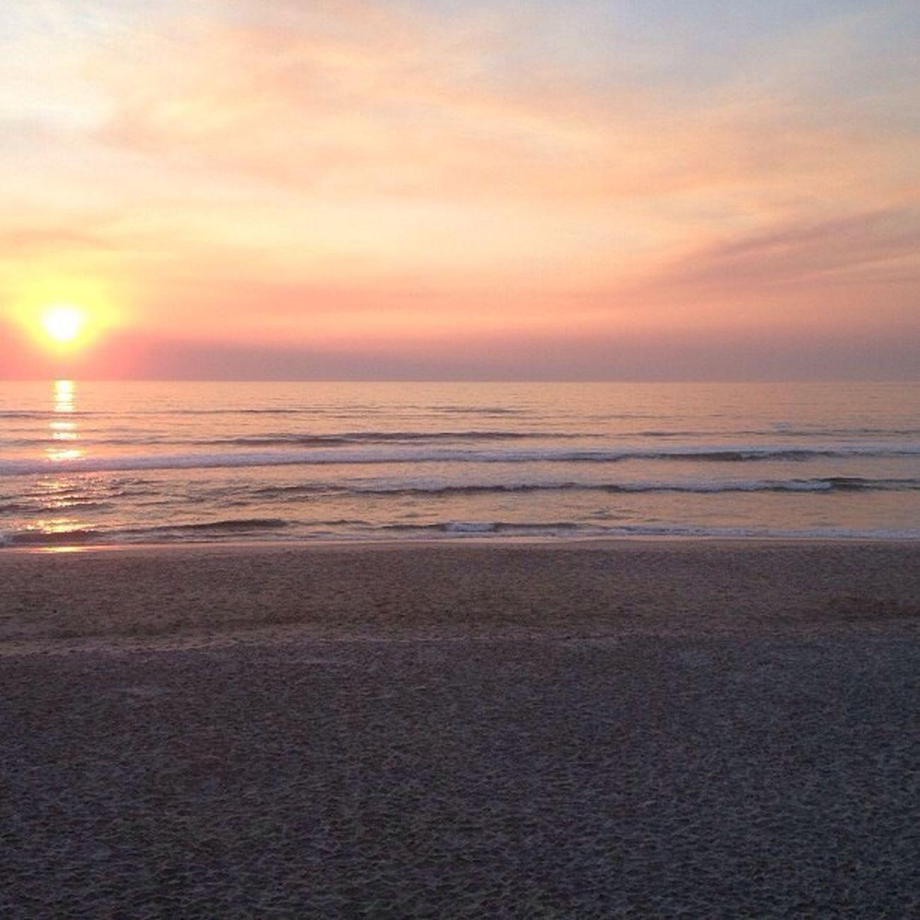 Sunset Beach Beachphotography Nofilter