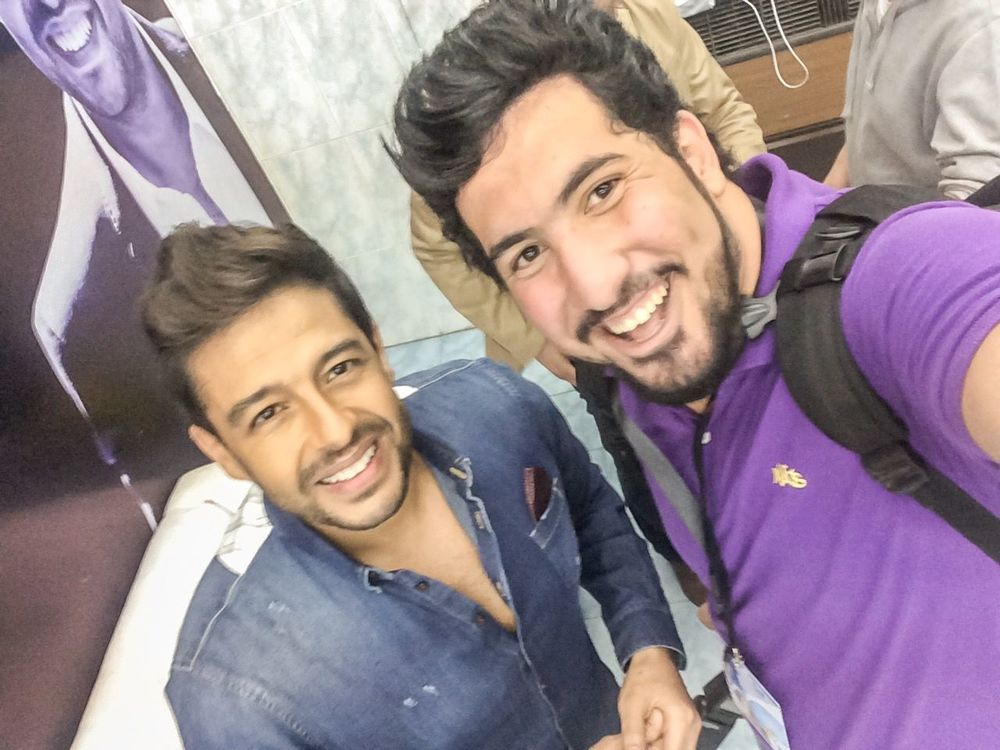 Superstar Singer  Hamaki (null)Egyptian That's Me Enjoying Life Egypt Working