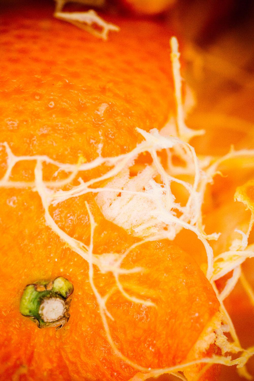 Close-up Food Food And Drink Full Frame Orange Color Orange Peel Pith Snack