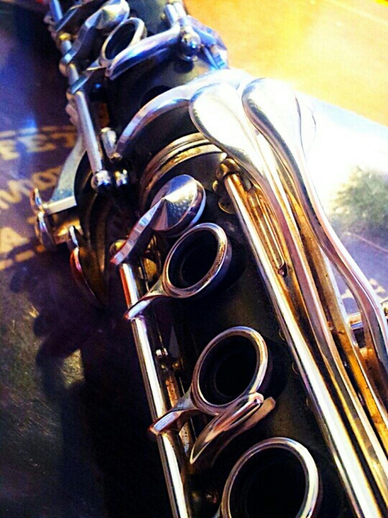 Ahhhhh ma clarinette ! 👍😉😍 Clarinette
