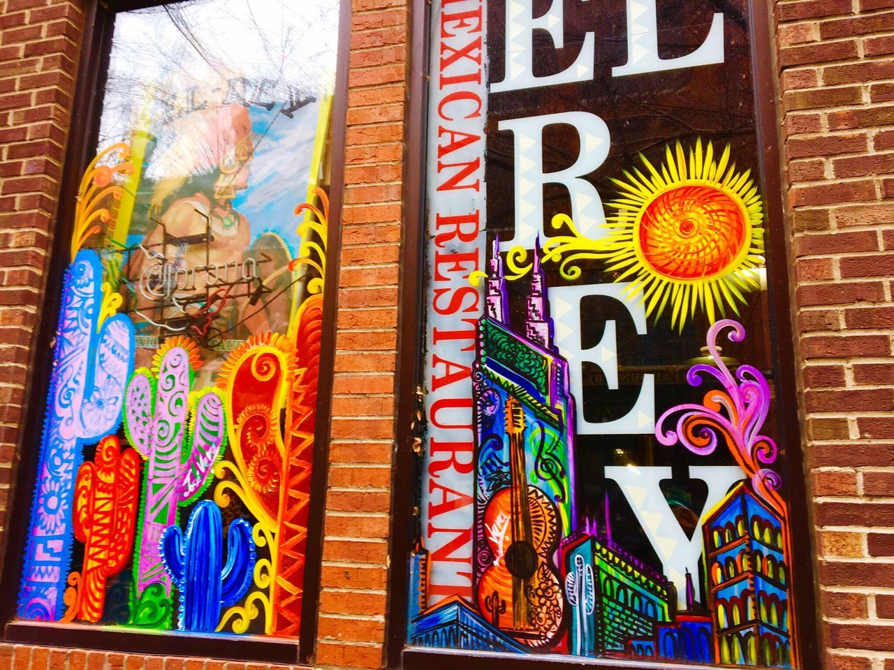 Nashville vibes 🎨 Multi Colored Text Travel Destinations Variation Architecture No People Outdoors Building Exterior Day Artistic