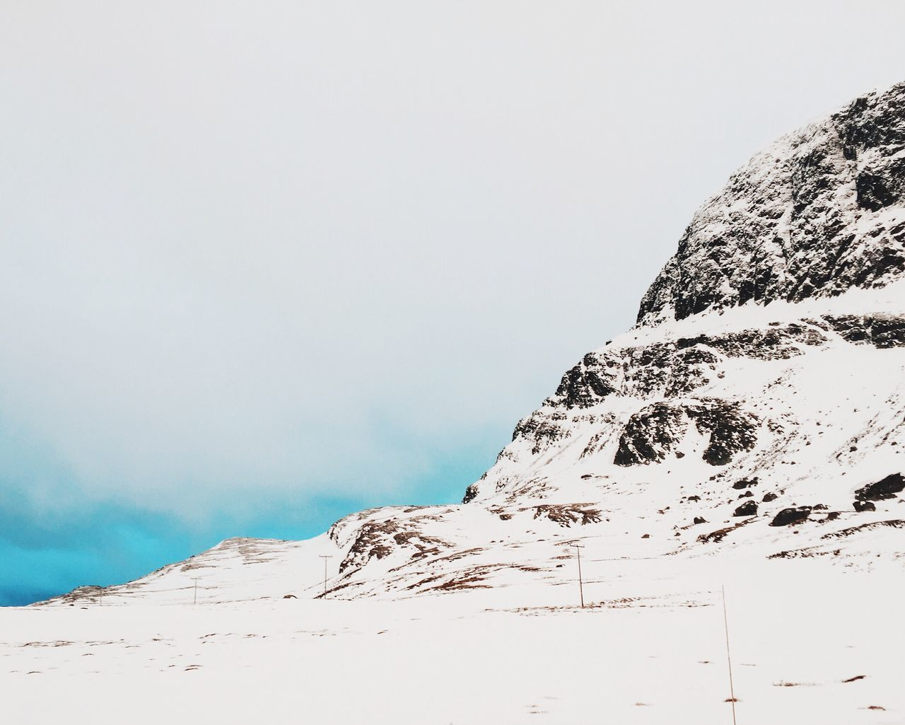 The Nor Way. Bitihorn Valdres Norway Norwaysafari Winter Mountains