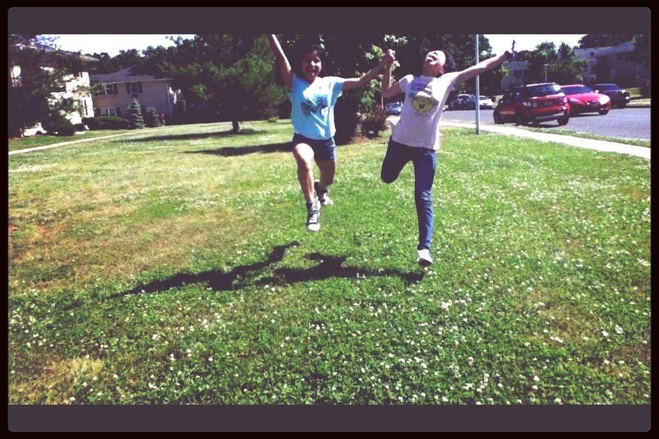Hanging OTU with my BFFL'S yeah-buddy ! ❤