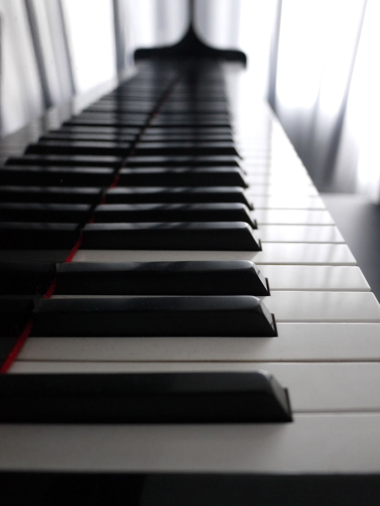 Arts Culture And Entertainment Close-up Indoors  Learning Musical Instrument Piano Piano Key Piano Moments