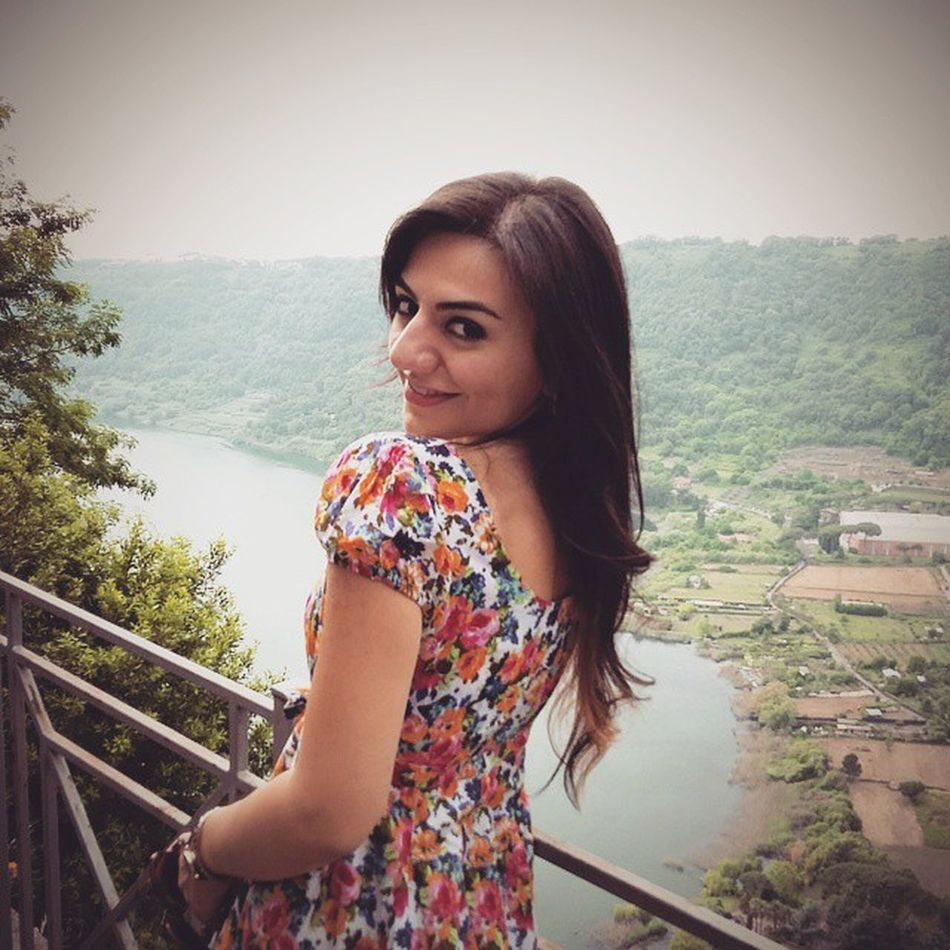 😉 Me ThatsMe Visiting Traveling Enjoy Happy Beautiful Love Travel Photo Italia Italy Nemi Life Dolcevita  Enjoying The View Enjoying Life Nature View Lagodinemi Lake Girl Summer Smile My Best Photo 2015