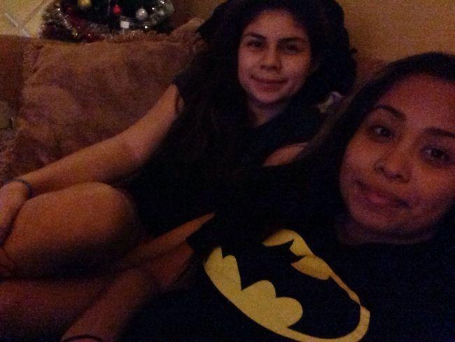 With Erika :)