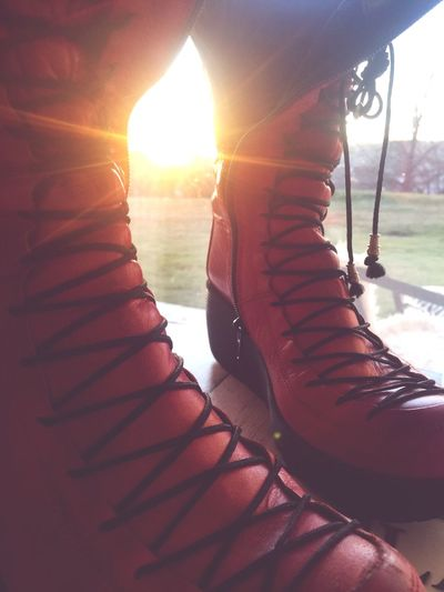 Put on your red shoes and dance the blues , Lets Dance David Bowie