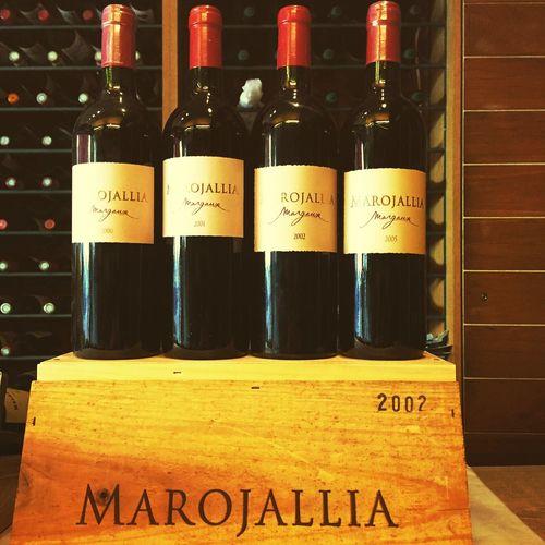 Les fabuleuses cuvées ultra-confidentielles du Château Marojallia viennent d'arriver à la cave avec les millésimes 2000/2001/2002/2005 ! Wine Bordeaux Margaux  Marojallia Vin De Garage First Eyeem Photo