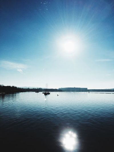 What a perfect 1st day of the year. Lakewashington First Eyeem Photo