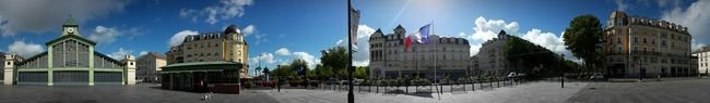 Panorama Cityscape Market Place Sunny Day Grand Marché Samsungphotography Samsung