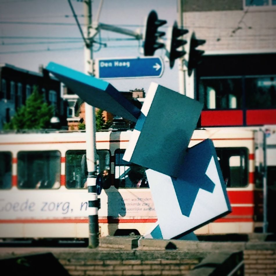 Squares Geometry Symmetry And Chaos Sculpture Rijswijk Getting Inspired Streetphotography