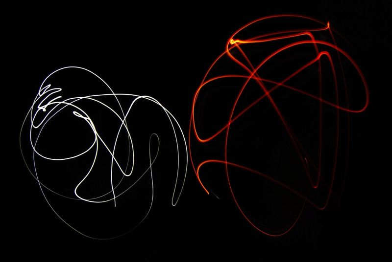 """Sun and Earth"" Lightpainting Lightpaintingphotography"
