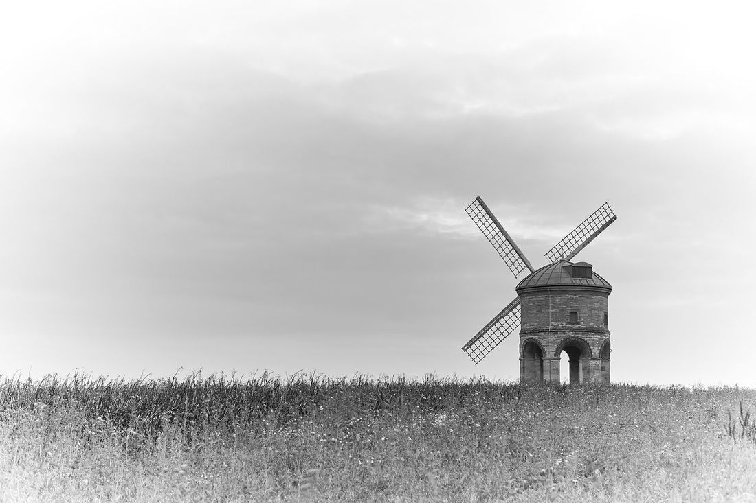 Chesterton Agriculture Architecture Beauty In Nature Building Exterior Built Structure Chesterton Windmill Cloud - Sky Day Field Grass Industrial Windmill Landscape Nature No People Outdoors Rural Scene Scenics Sel18105g Sky Sony A6500 Traditional Windmill Tranquility Windmill The Week On EyeEm