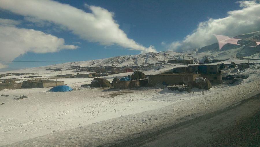 Ararat  Beauty In Nature Cloud Cloudy Nature Sky