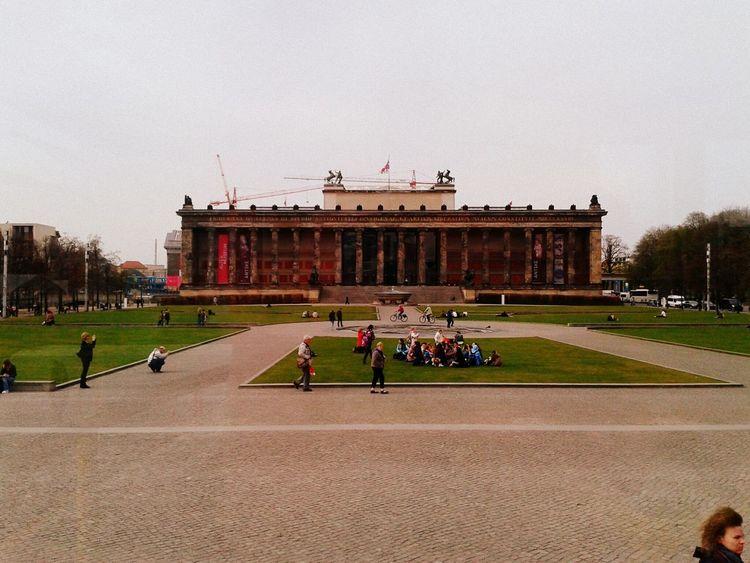 Wandering Around Taking Photos Berlin Architecture