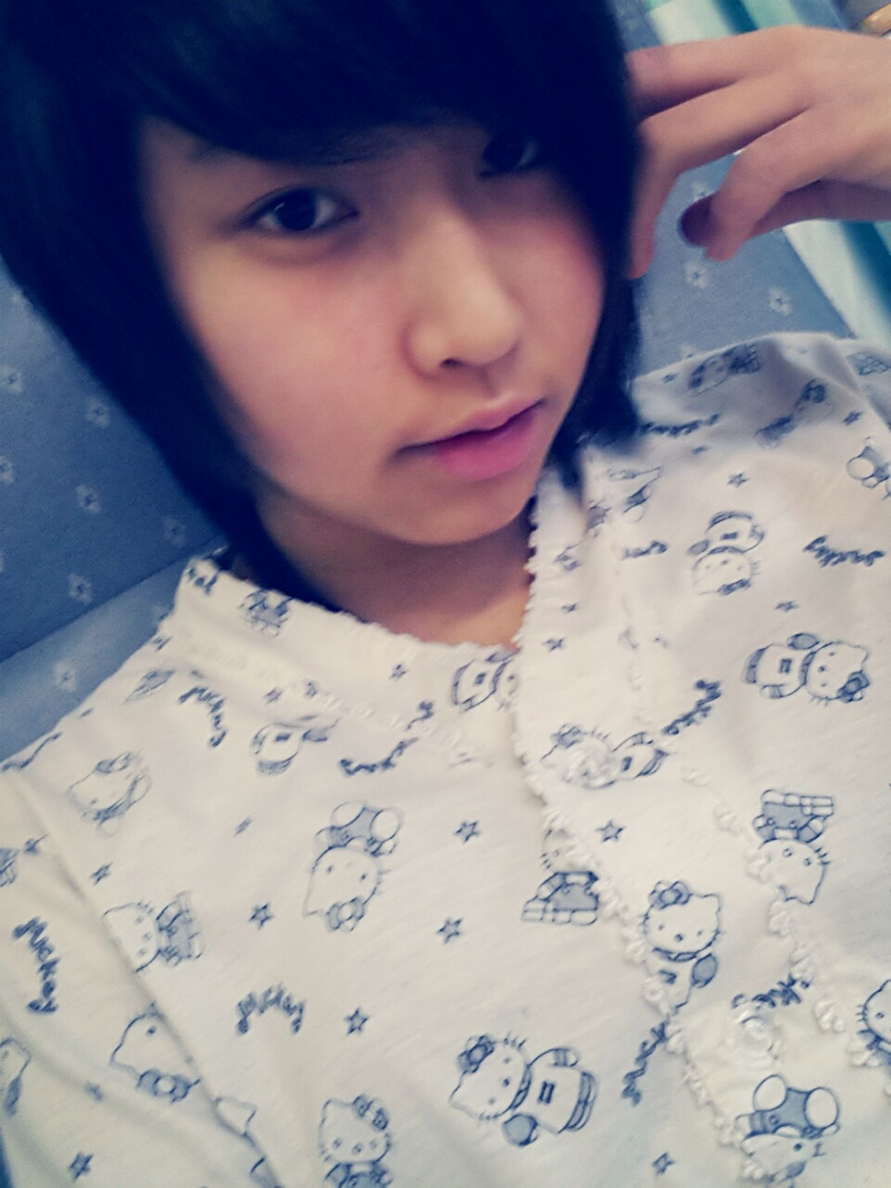 Had an operation and it went great~ will be discharged soon ^^ Operation That's Me Selfie Hi!