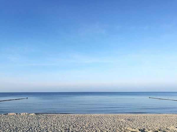 Lastdayatthebalticsea Beach Horizon Over Water Nature Sand Sea Tranquility Landscape Clear Sky Beauty In Nature Scenics No People Vacations Outdoors Sky Water Blue Tranquil Scene Minimalism Minimalist Photography  Minimalistic Huaweiphotography Ralfpollack_fotografie Day Baltic Sea