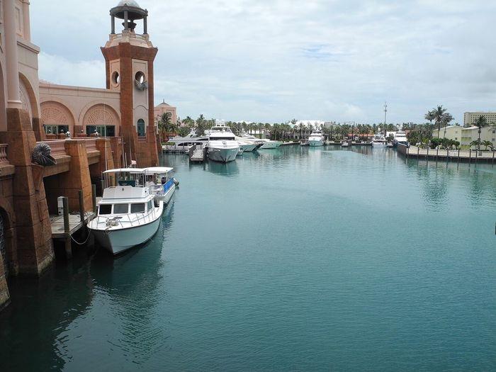 Original Cruise to Bahamas . No Photoshop
