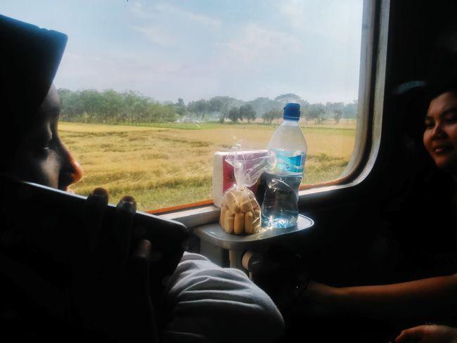 Starting A Trip Start A Trip Train From Window