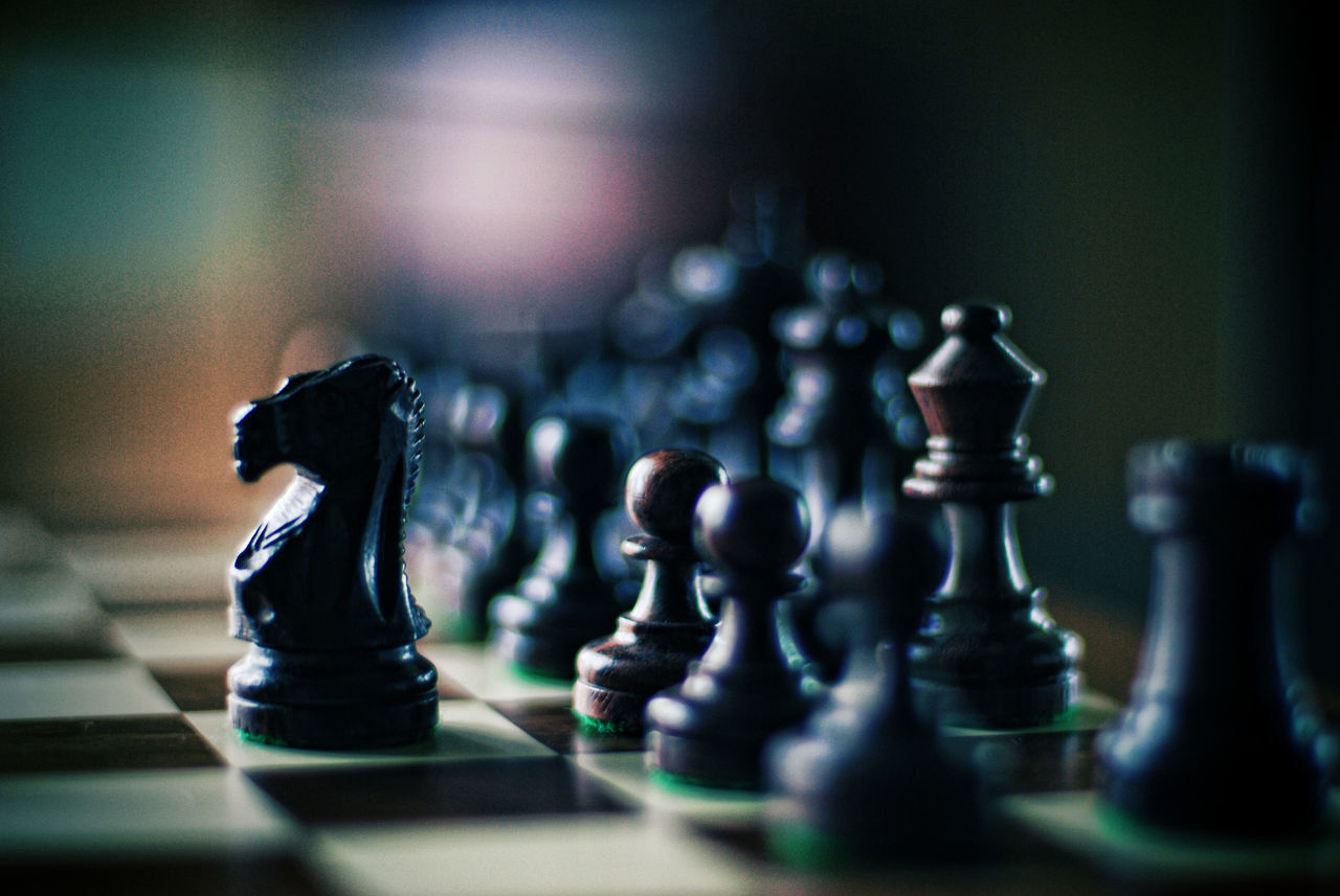 Beautiful stock photos of seattle, Chess, Chess Board, Chess Piece, Close-Up