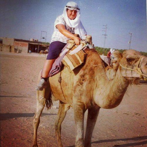 Me Childhood Timeago Bestphoto followme instagood instame instagold bestph beautiful bambino dromedary desert sahara tunisia instamania photooftheday