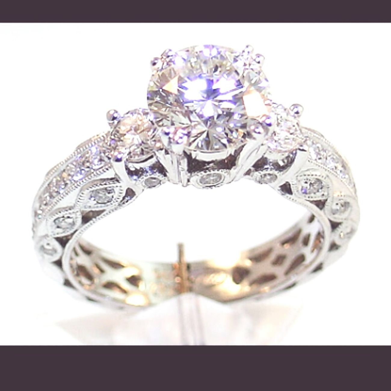 Diamonds Rings@rings Stunning Look My Dream Diamond Ring :*:*:*:*