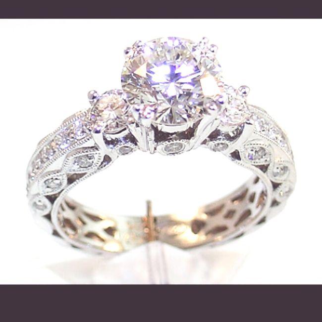 Diamonds Rings@rings Stunning Look My Dream Diamond Ring :*:*:*:*