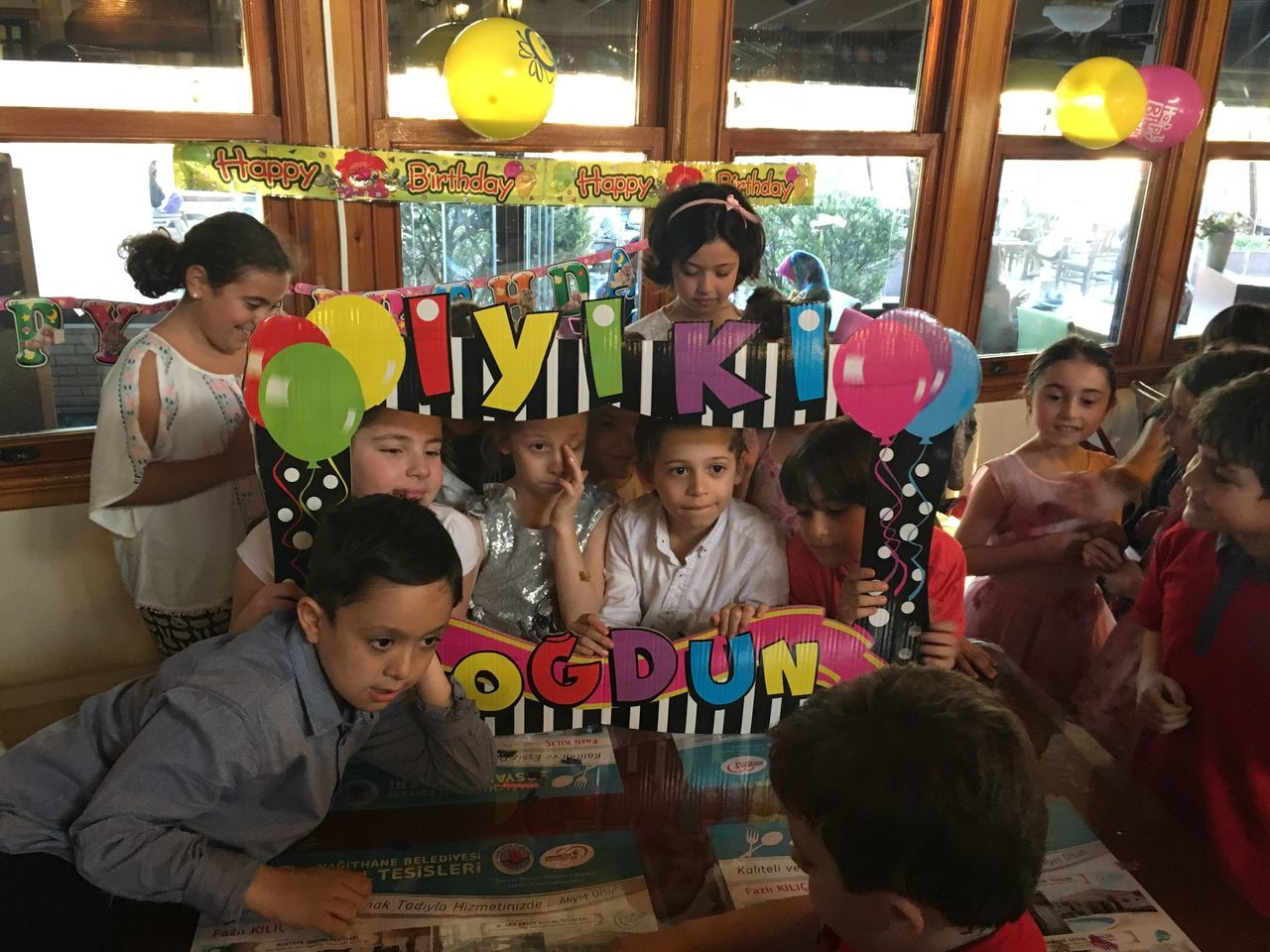 Aslı Aslantürk Birtdayparty Birthday Party Doğum Günü Enjoyment Friendship Fun Iyikidogdun Mert Aslantürk Sister Toothy Smile