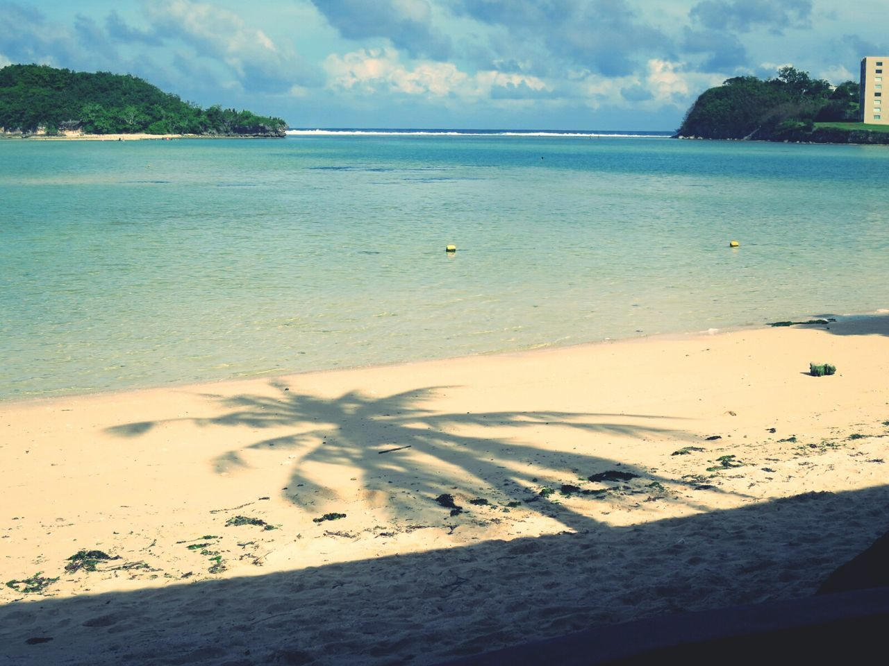 ホテル前 Guam Ocean View Blues Photowalk Canons120 Streamzoofamily