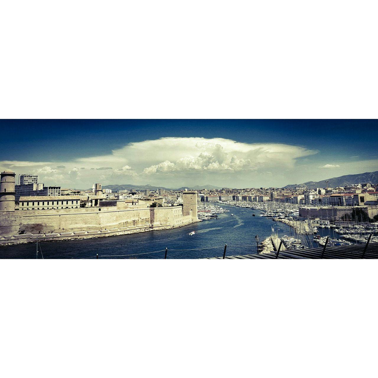 Summer Views Marseille