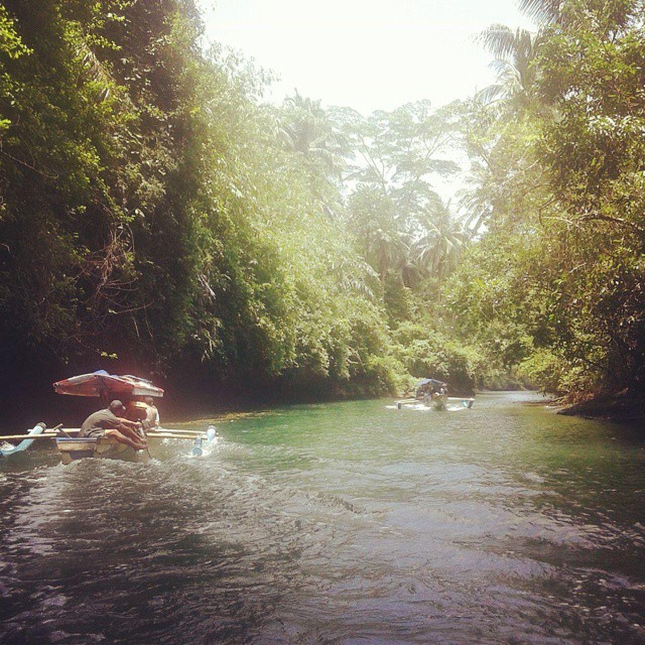 Susur sungai Cukang Taneuh. Grandcanyon Cukangtaneuh Pangandaran Sungai river wisataalam