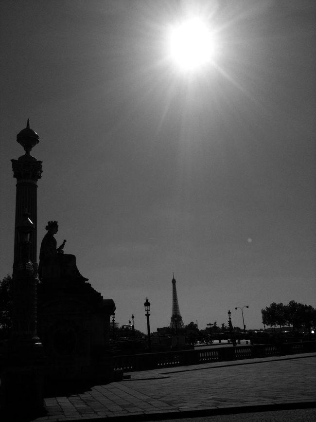 Toureiffel Streetphotography Bnw BNW PARIS