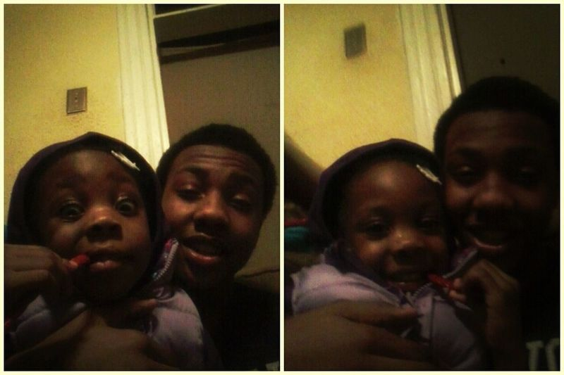 Me And My Niece