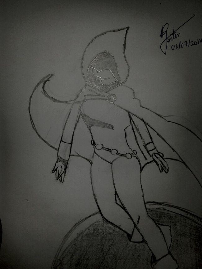 Ravena Raven Teentitans