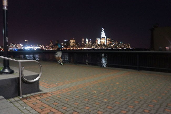 New York City Hoboken Parks