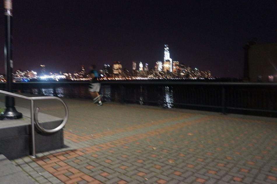 New York City Hoboken Parks