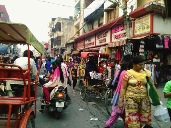 A regular traffic at vijay chowk Taking Photos Hanging Out Streetphotography_bw Travelling Photography Eyeem Market Marketplace Traffic