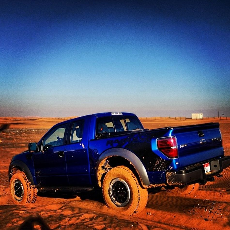 It was one of those muddy mornings??. Sdhq Svtraptor Fordraptor Raptornation offroadnation bfgtires dunes shj ????