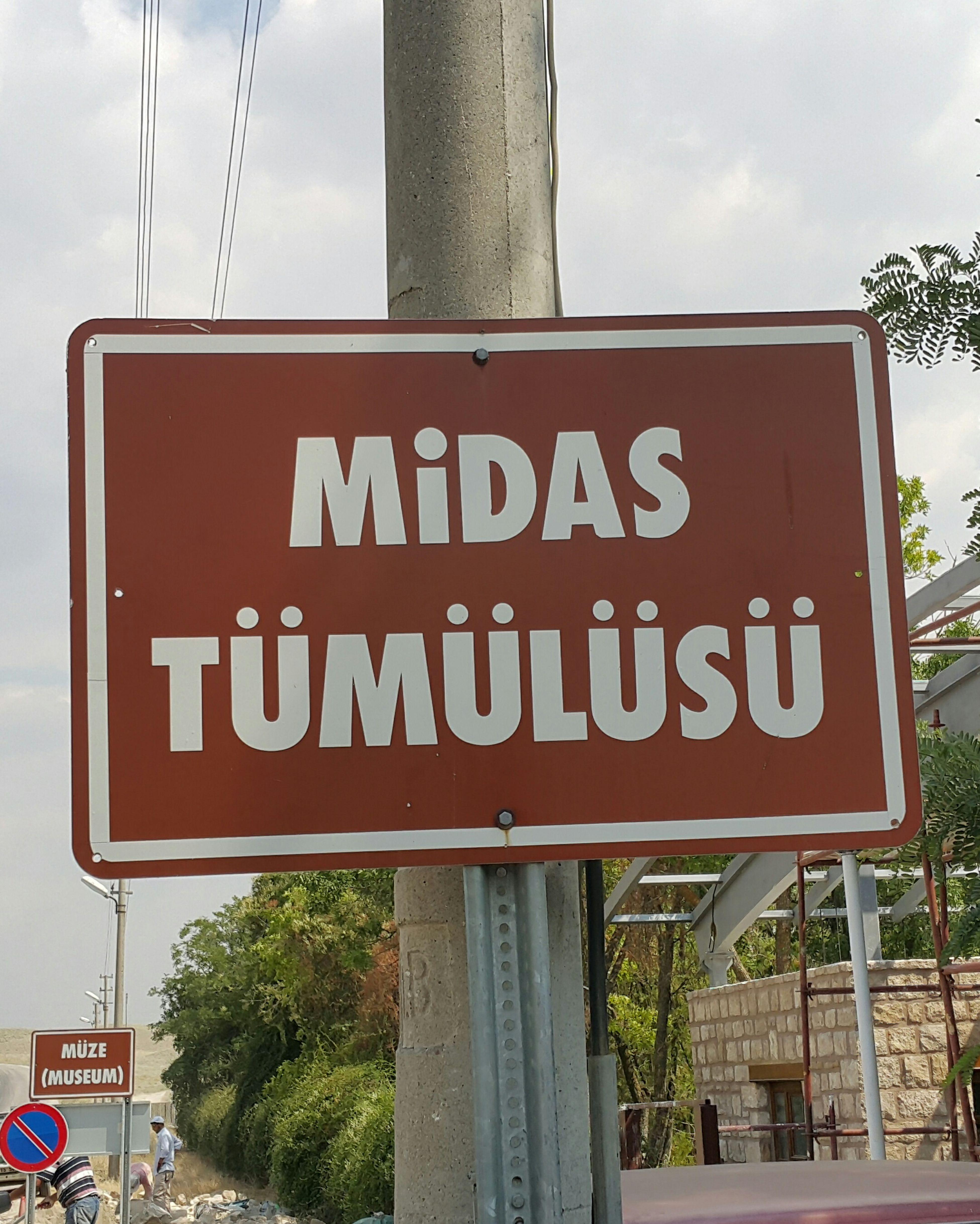 Midas Museum Polatlı Gordion Müzesi