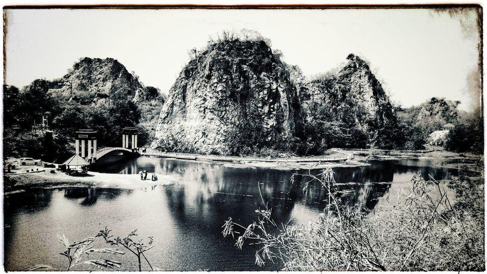 Reflection Lake Outdoors Thailandtravel