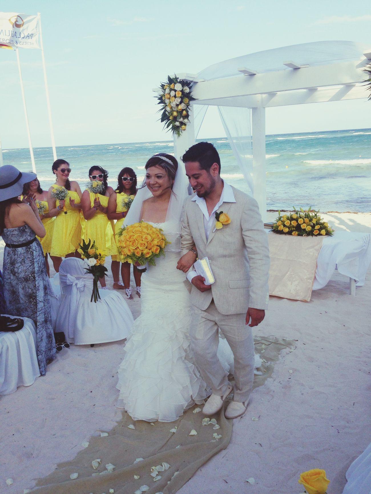 ¡Familia Escobedo Montalvo! 😊 Recién Casados Newlyweds
