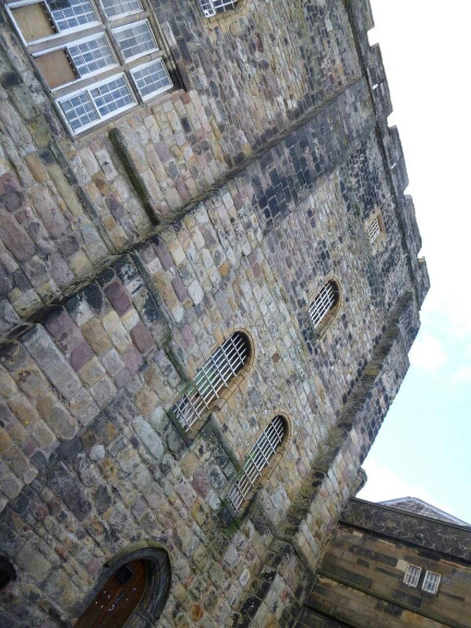 Time Taking Photo H M P Lancaster  Prison Chapel