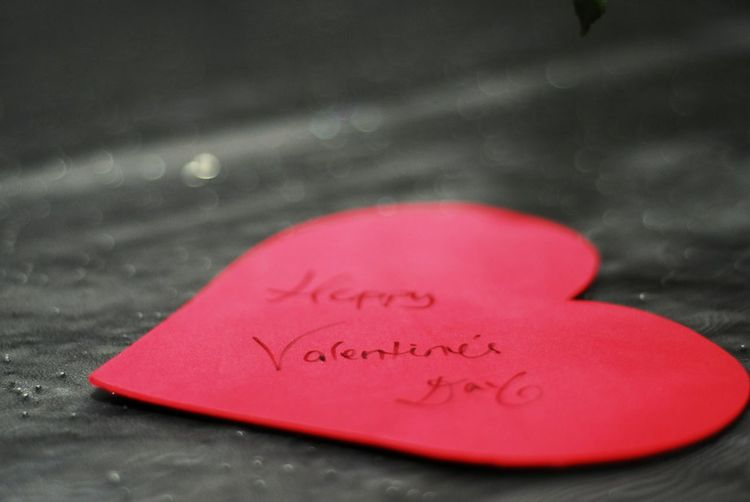 Happy valentines day / hearts day