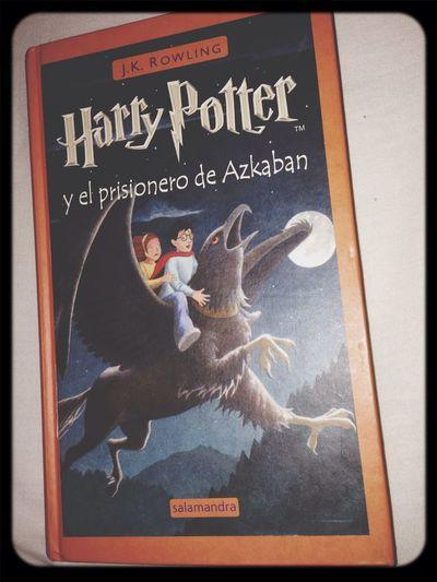 Lectura nocturna. Harry Potter Prisionero De Azkaban