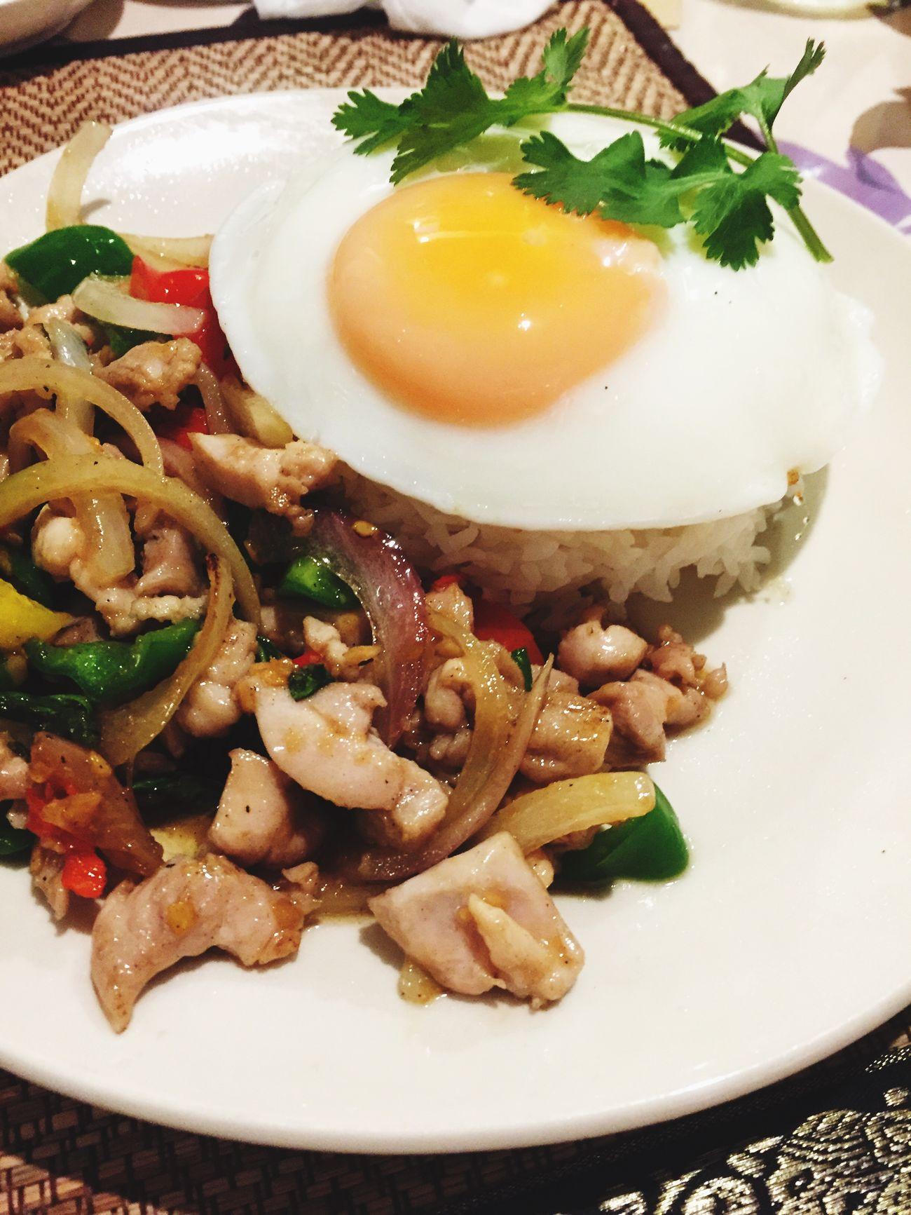 HolyBasil ガパオライス Thai Food