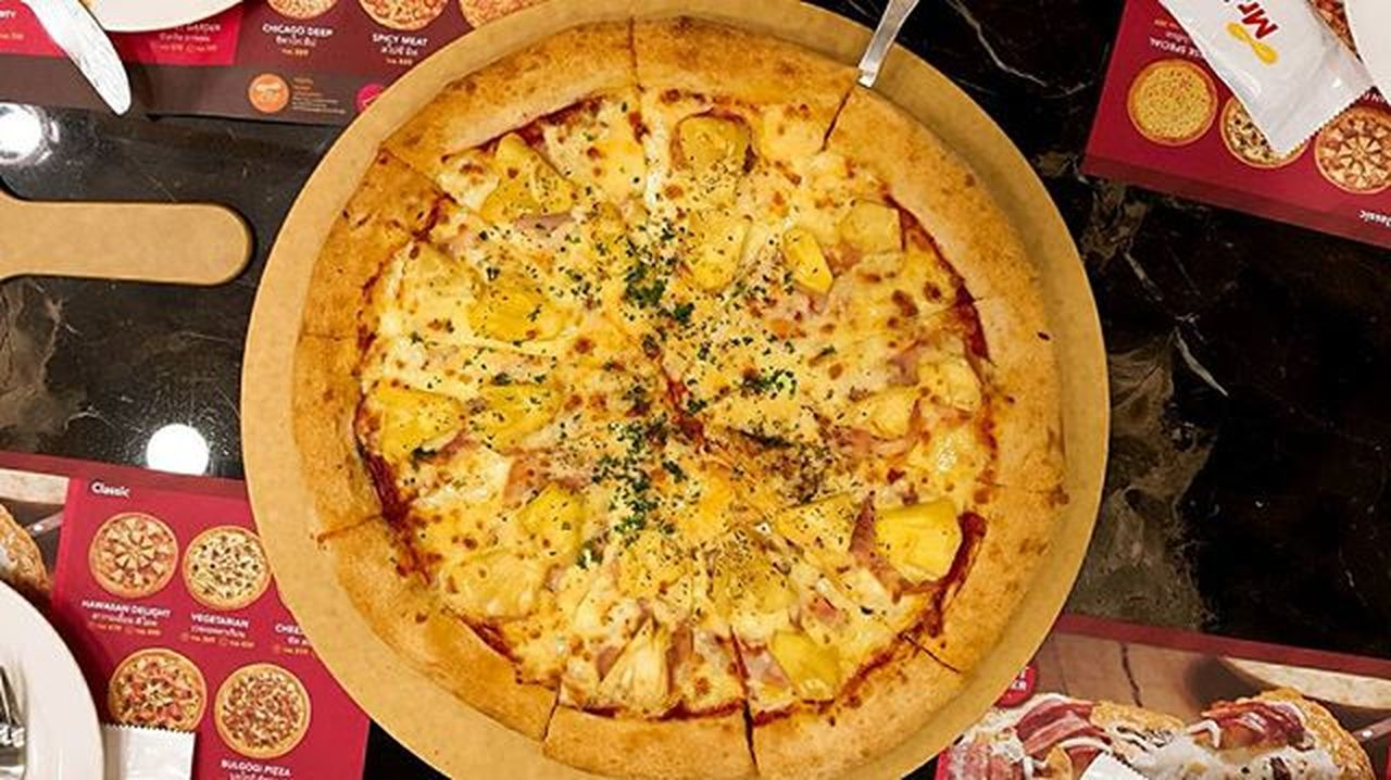 Mr.Pizza ร้านนี้ดี 😋🍕 Pizza Mrpizza Mrpizzath
