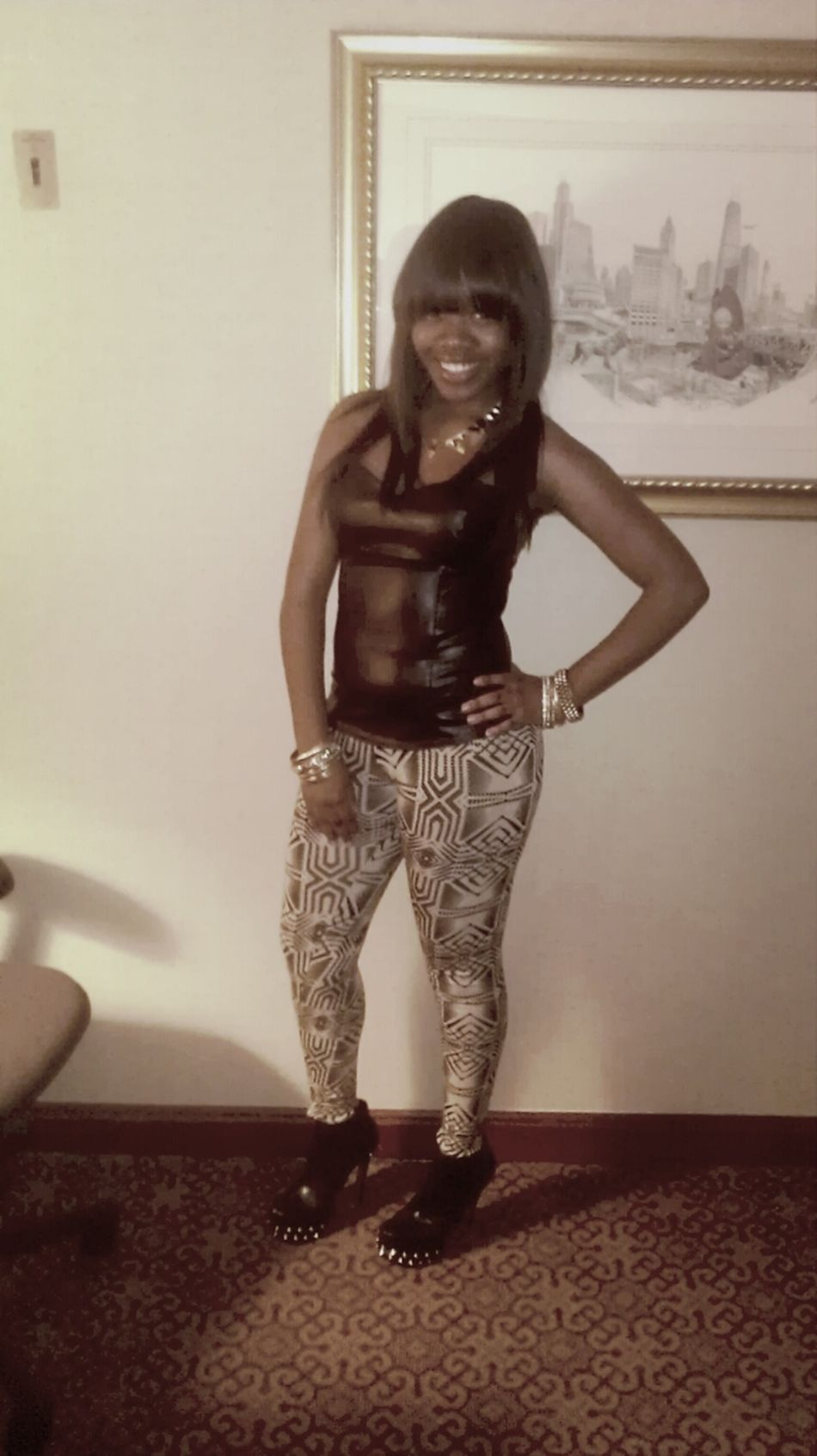 On New Years. Hotel Kickback at the Hilton was cracking!!!!