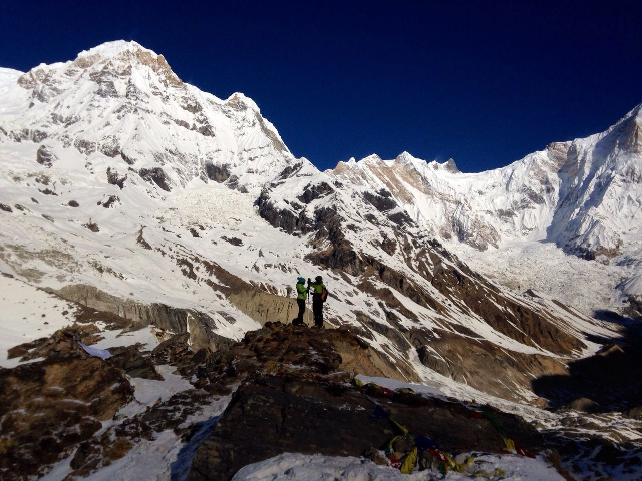 Beautiful stock photos of annapurna, Adventure, Beauty In Nature, Cold Temperature, Day