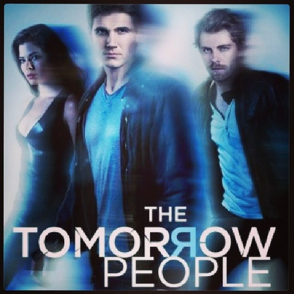 Tomorrow People time su Italia1 Tomorrowpeople Tomorrow people Telefilm serietv tv tvshow tvseries